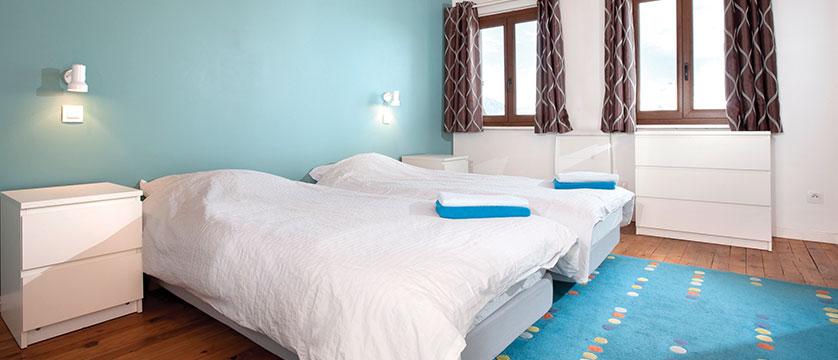 Chalet Sarenne - twin room